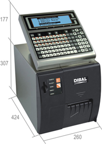 DIBAL LP3000